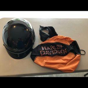 Harley-Davidson 1/2 helmet